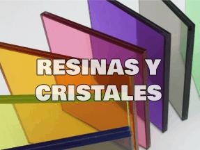Resinas y Cristales